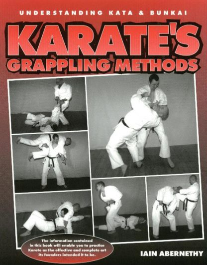 KARATE GRAPPLING BOOK